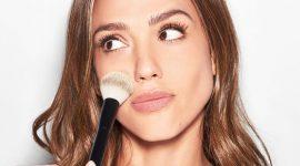 14 февраля: макияж Джессики Альбы