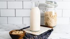 Секреты веганов: рецепт овсяного молока
