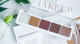 Палетка теней Natasha Denona Eyeshadow Palette 5 в оттенке 04 — отзыв и свотчи
