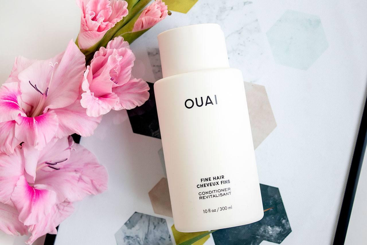 OUAI Fine Hair Conditioner