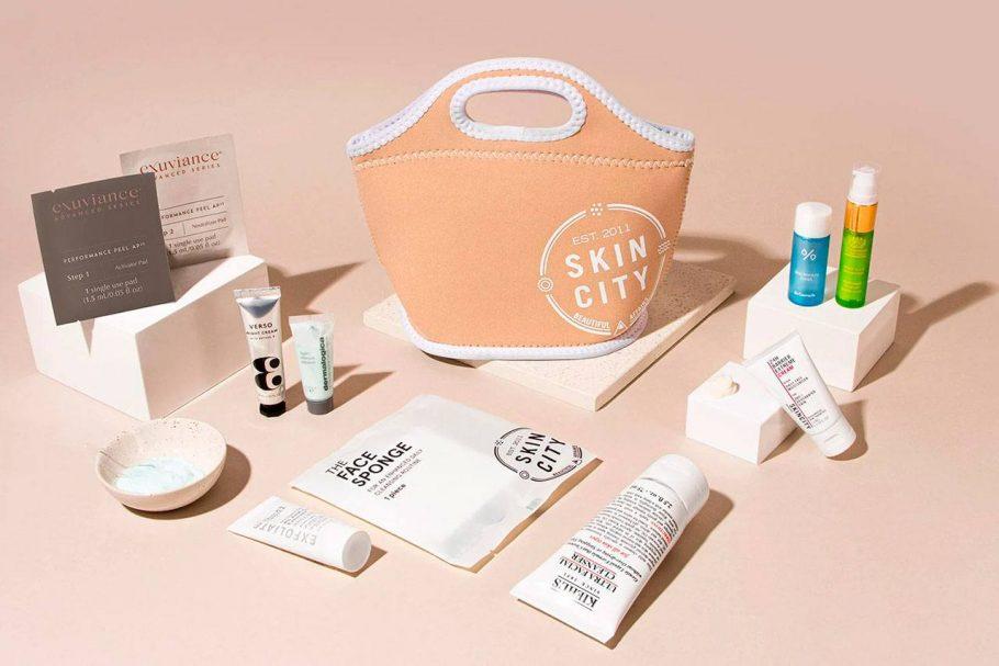 Skincity Winter Wonders Gift 2021 — наполнение