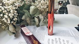 Charlotte Tilbury Collagen Lip Bath — отзыв