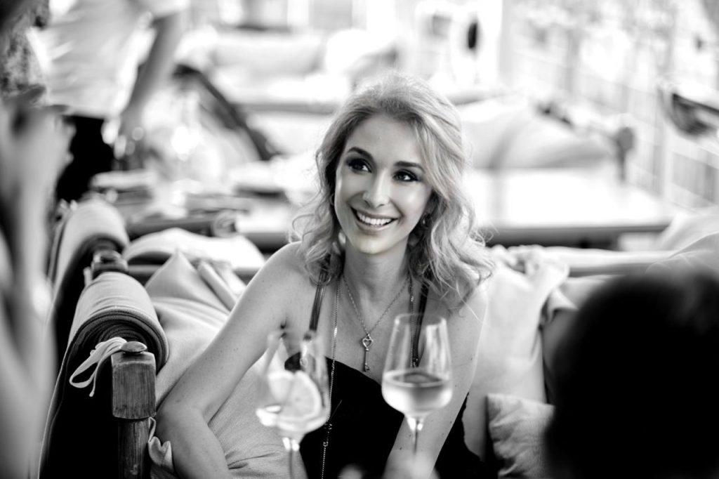 Елена Кессарийская, интервью HBS