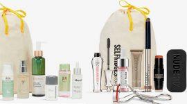 Наборы Selfridges Skincare Saviours и Selfridges Minimalistic Makeup Essentials — наполнение