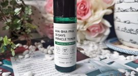 SOME BY MI AHA, BHA, PHA 30 Days Miracle Toner — отзыв на кислотный тонер
