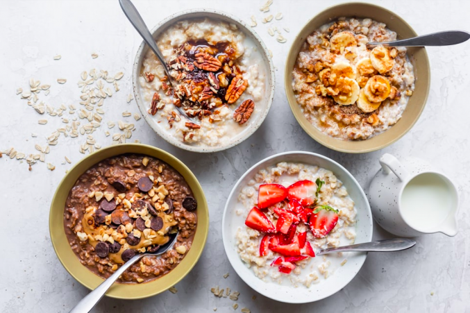 HBS-list полезнейших круп на завтрак