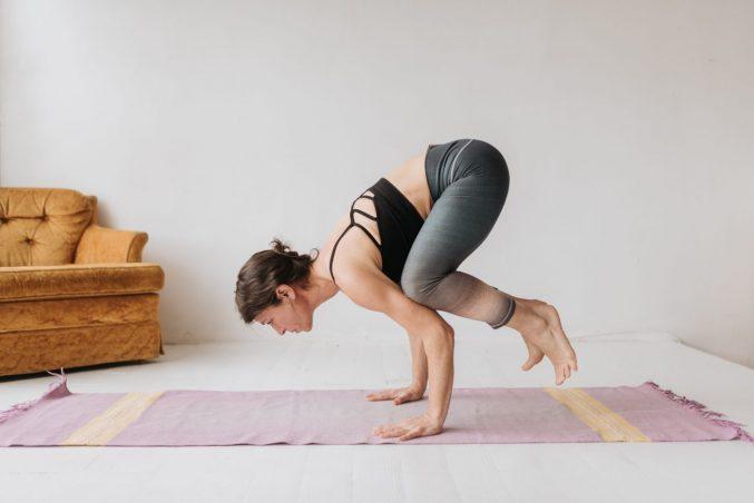 Йога: подборка тренировок для души