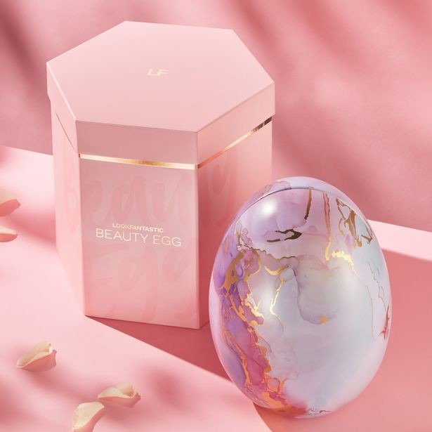 Lookfantastic The Beauty Egg Collection 2021 - наполнение