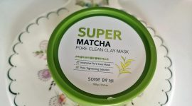 Some By Mi Super Matcha Pore Clean Clay Mask — отзыв