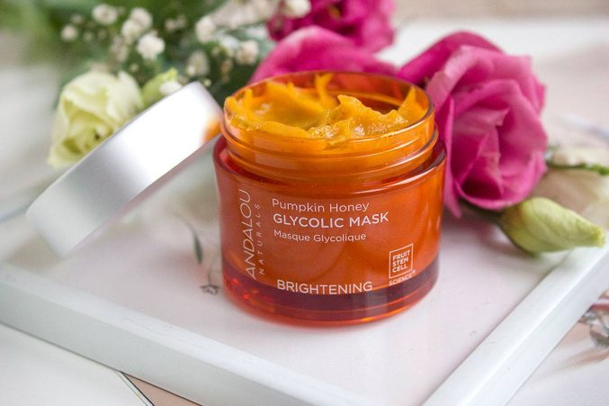Маска Andalou Pumpkin Honey Glycolic Mask — отзыв