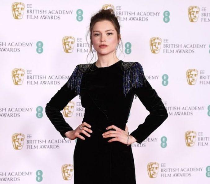 Макияж Софи Куксон на церемонии BAFTA