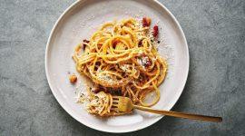 Карбонара: как готовят повара Gucci