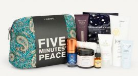 Liberty Five Minutes' Peace Beauty Kit — наполнение