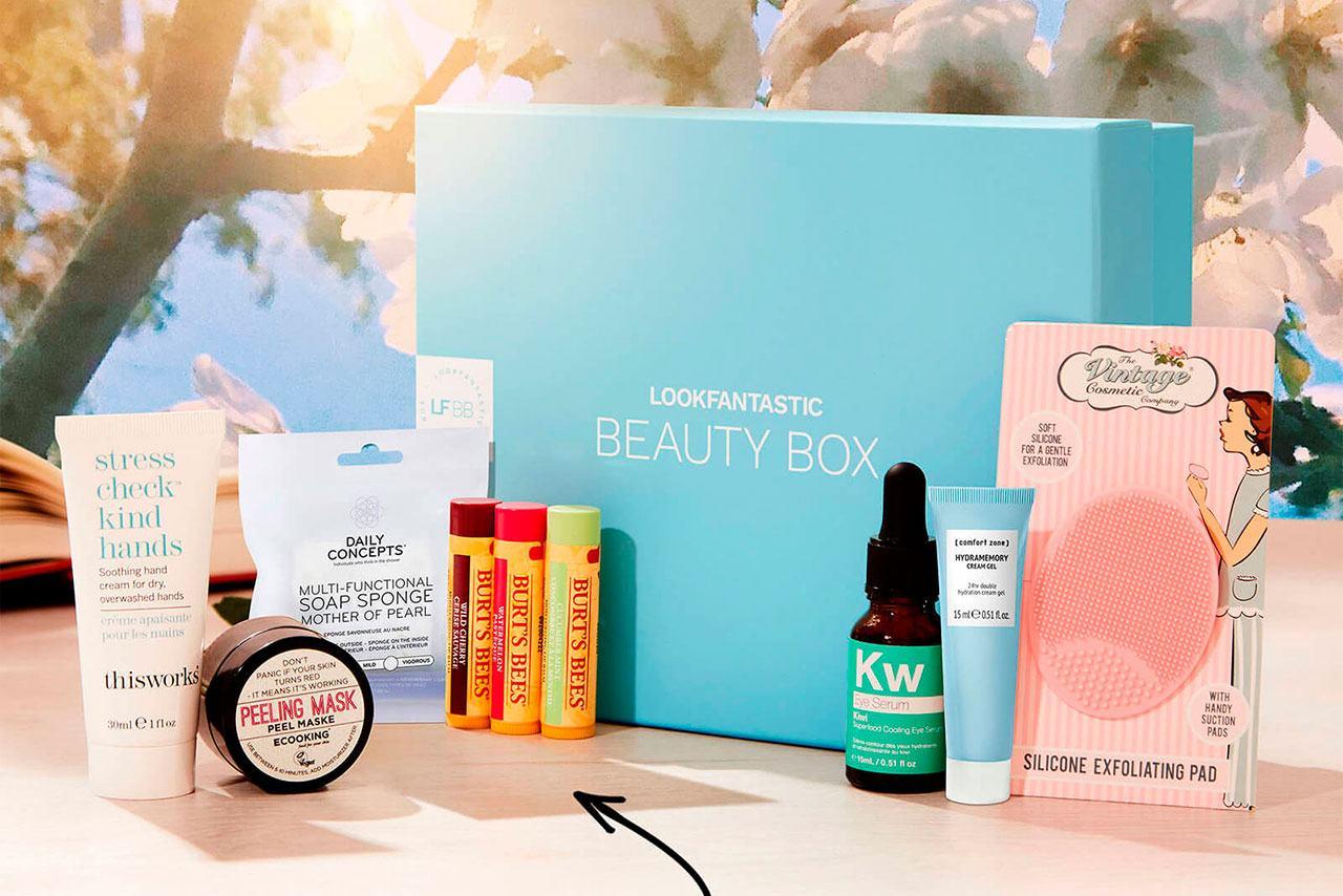 бокс Lookfantastic Beauty Box May 2021