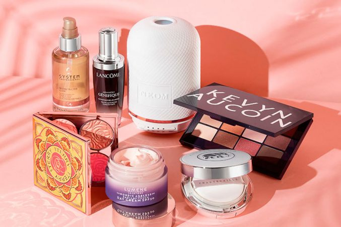 Новые акции Lookfantastic, Beauty Bay, Cult Beauty