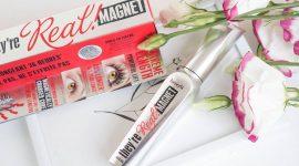 Тушь для ресниц benefit They're Real Magnet Extreme Mascara — отзыв