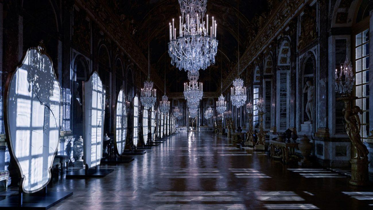 Показ Dior Autumn-Winter 2021-2022