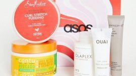 Asos Textured Hair Must Haves Box May 2021 — наполнение (уже в продаже)