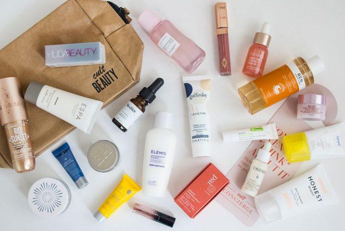 Cult Beauty Goody Bag лето 2021 — первые впечатления