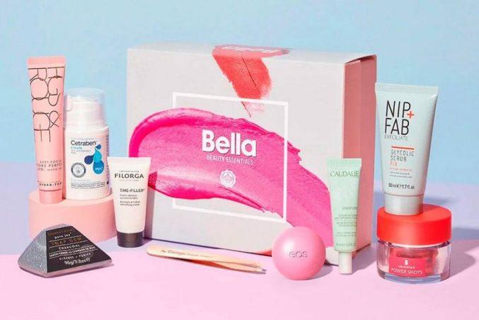 GLOSSYBOX x Bella Beauty Box 2021 — наполнение