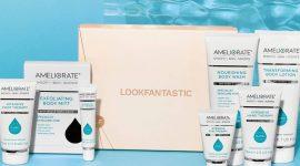 Lookfantastic x Ameliorate Starter Kit — наполнение