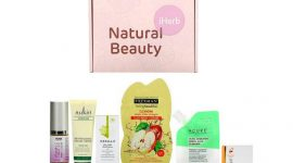 Бьюти-бокс iHerb Natural Beauty Box — наполнение