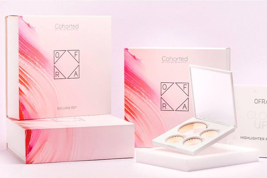 Cohorted June 2021 Beauty Box