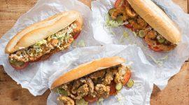 Рецепт сэндвича от Хейли Бибер