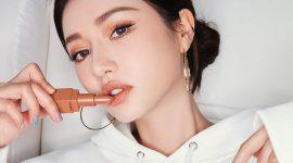 Градиент: как кореянки красят губы