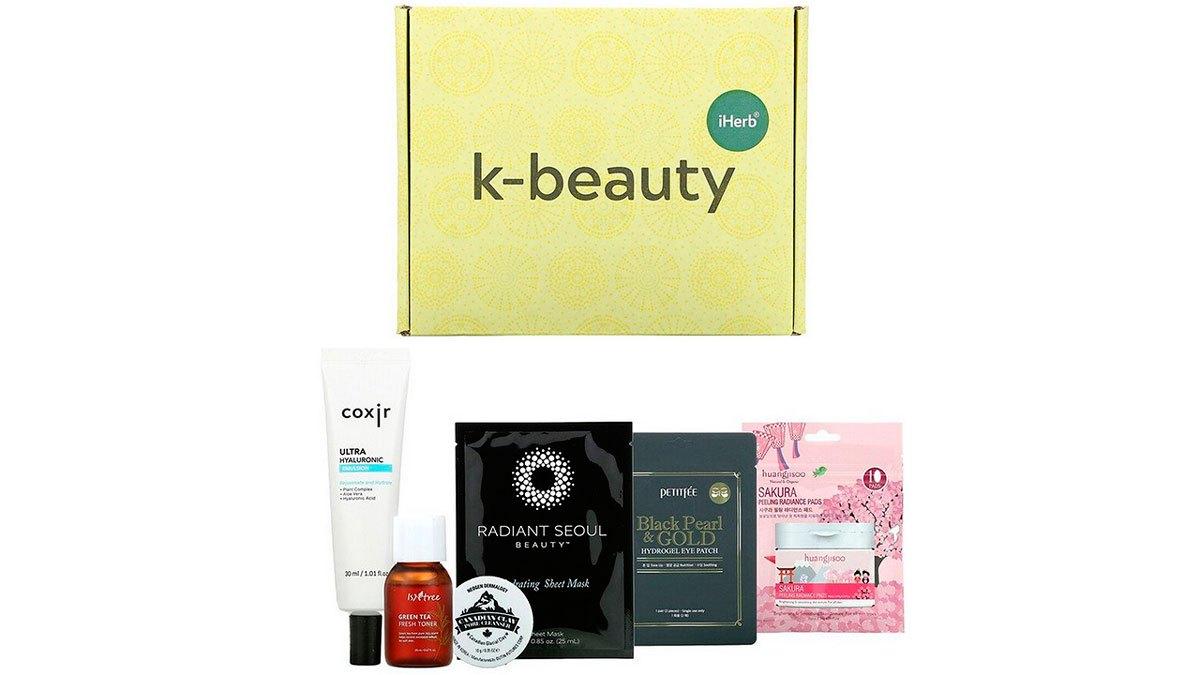 iHerb K-Beauty Box V4