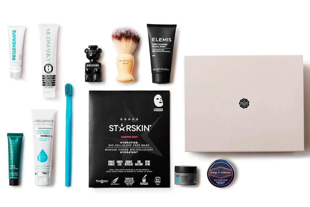 Glossybox UK June Grooming Kit Box 2021