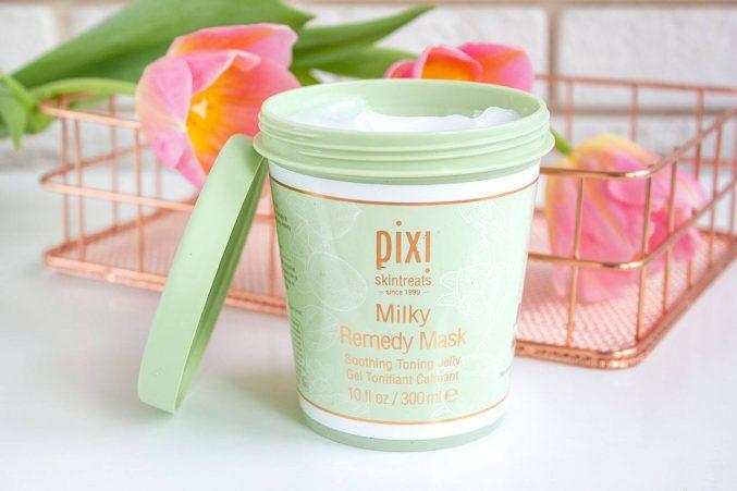 Маска для лица Pixi Milky Remedy Mask — отзыв