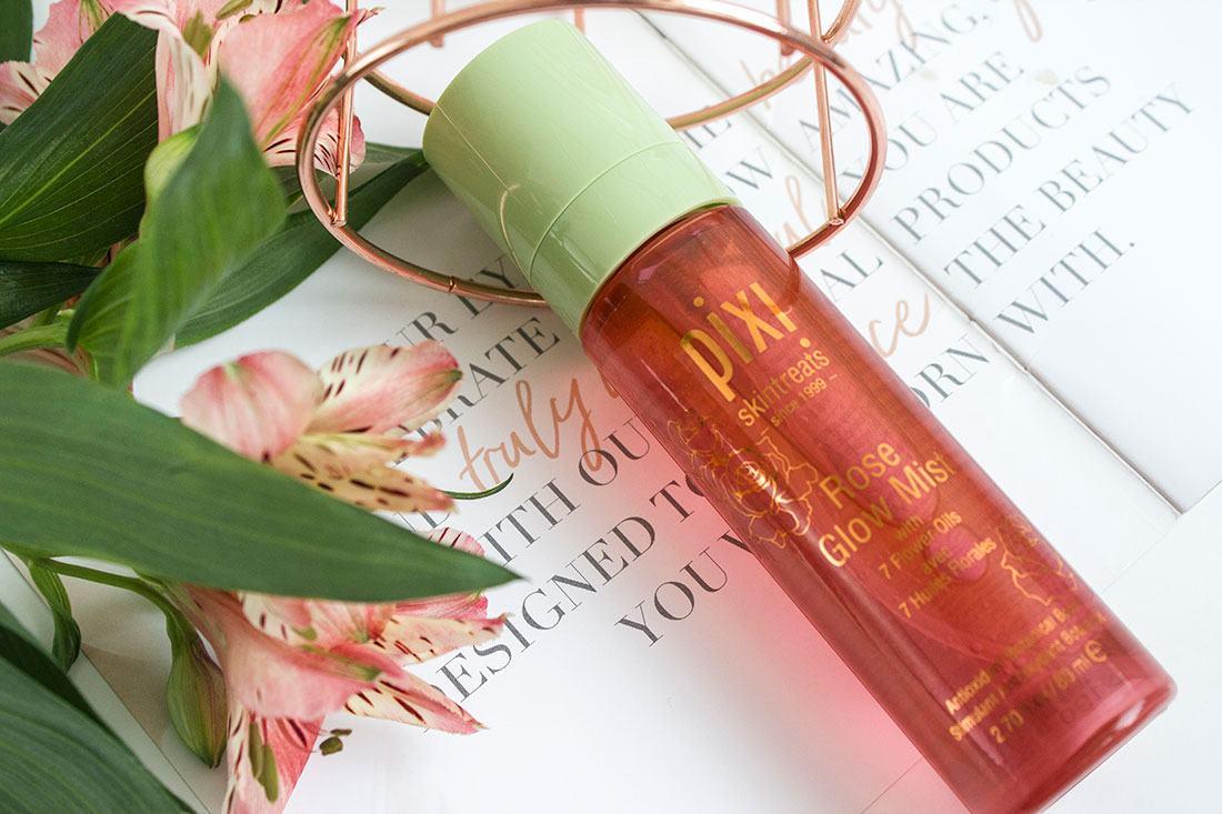 Спрей для лица Pixi Rose Glow Mist — отзыв