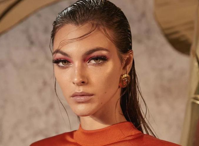 Gucci показывает яркий летний макияж