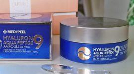 Гидрогелевые патчи Medi-Peel Hyaluron Peptide 9 Ampoule Eye Patch — отзыв