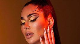 Палетки Huda Beauty: дикие образы
