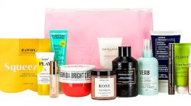 REVOLVE Summer Beauty Box 2021 — наполнение