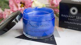Маска для лица Radiant Seoul Soothing Pearl Peel Off Beauty Mask — отзыв