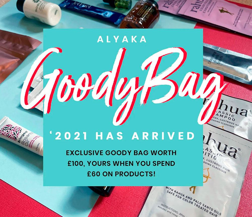 Alyaka Goody Bag September 2021