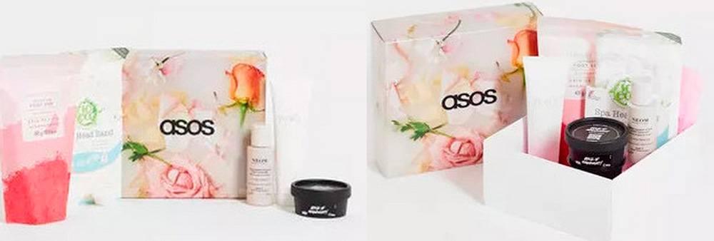 Asos Beauty Box September 2021