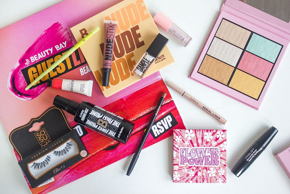 Beauty Bay The Guestlist Beauty Box — первые впечатления