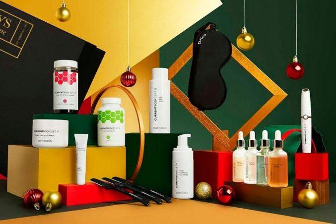 CURRENTBODY 12 Days of Skincare box 2021 — наполнение
