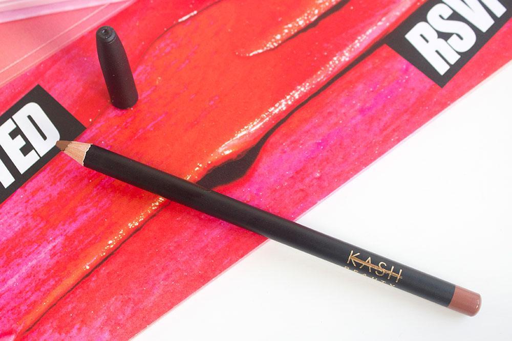 KASH Beauty Secret Treasure Lip Liner в оттенке Rust Nude.