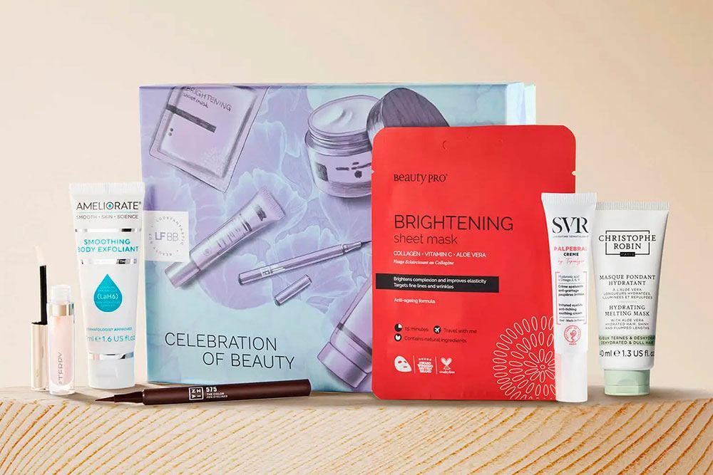 Lookfantastic Beauty Box September 2021 — наполнение