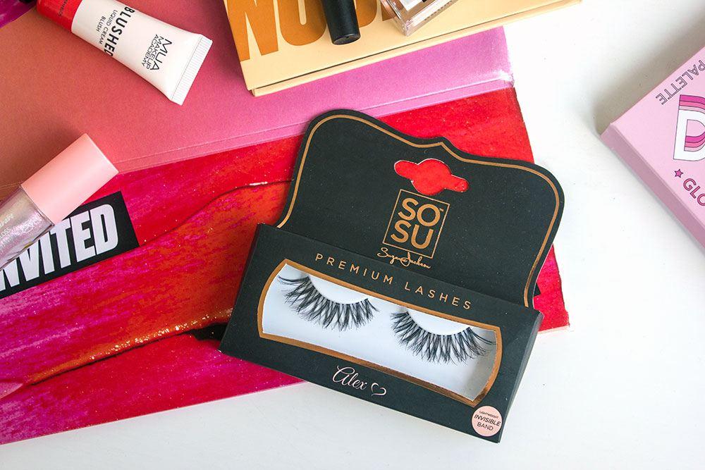 SOSU By Suzanne Jackson Alex Lash - Beauty Bay The Guestlist Beauty Box