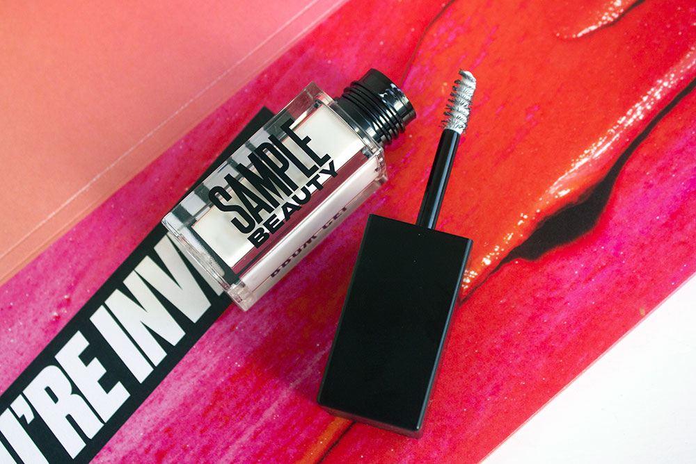 Sample Beauty Ultra-Hold Brow Gel - Beauty Bay The Guestlist Beauty Box
