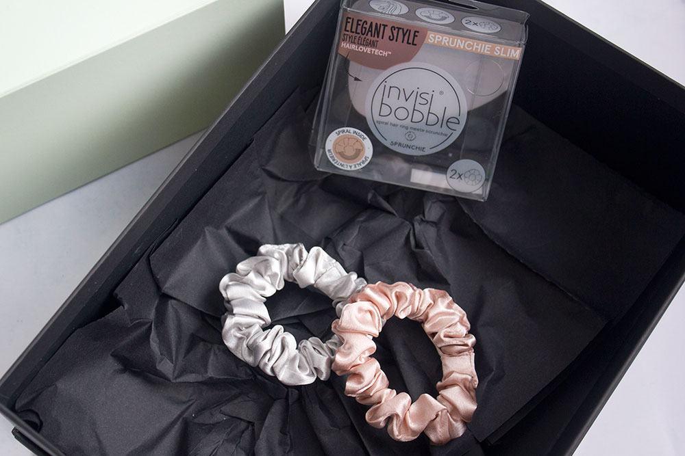 Набор резинок для волос invisibobble Sprunchie Slim