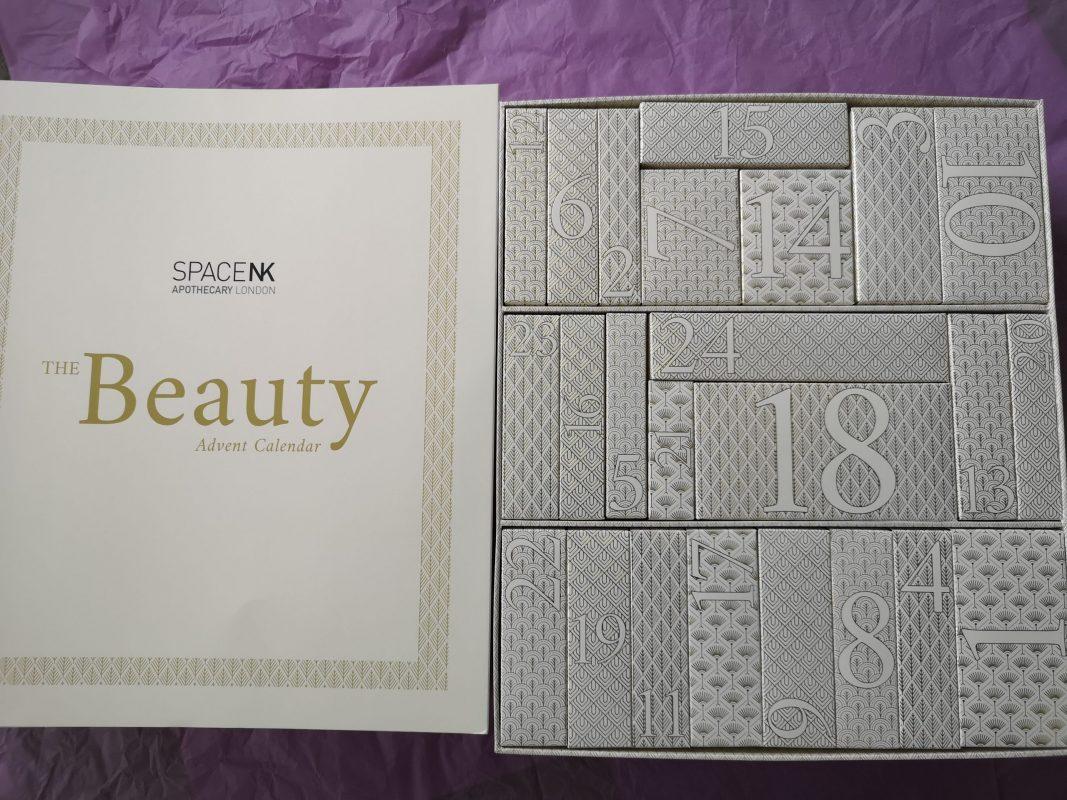 SPACE NK The Beauty Advent Calendar 2021