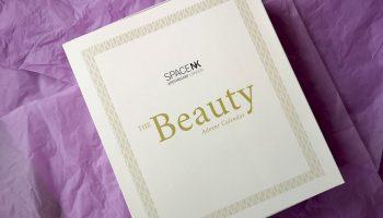 Space NK The Beauty Advent Calendar 2021 — распаковка