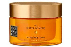 Rituals The Ritual of Mehr Body Cream - Lookfantastic Beauty Box October 2021